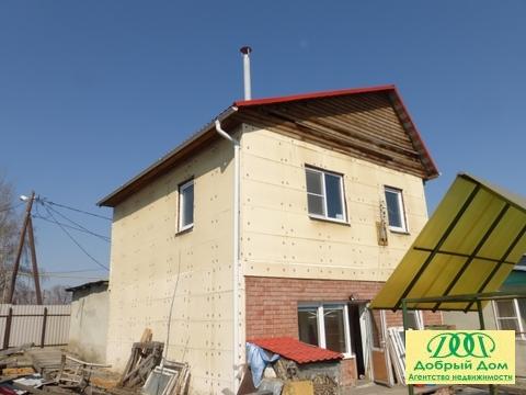 Продам участок с 2 домами в Челябиснке - Фото 2