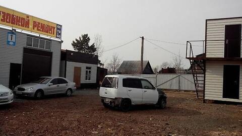 Продажа 800 кв.м, г. Хабаровск, Матвеевское шоссе - Фото 1