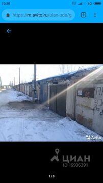 Продажа гаража, Улан-Удэ, Ул. Бетховена - Фото 1