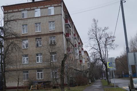 Продам 3-х комнатную квартиру в Москве. - Фото 4
