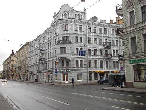 Продажа - Комната 20м.в 5к.кв.на 3/5эт.-спб, Центр, 7-я Советская ул. - Фото 1