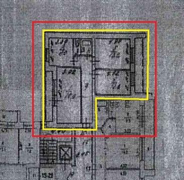 Квартира, пр-кт. Комсомольский, д.74 - Фото 5