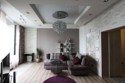 Сдается трехкомнатная квартира в элитном ЖК - Фото 1