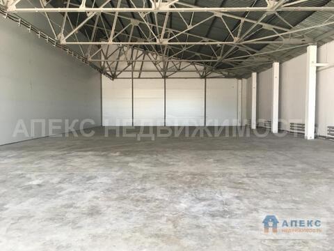 Аренда помещения пл. 780 м2 под склад, производство, Домодедово . - Фото 5