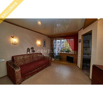 Продажа 3-к квартиры на 3/4 этаже на ул. Железнодорожная, д. 10 - Фото 4