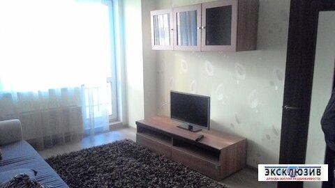 1к квартира в новом доме Галущака 17 - Фото 1
