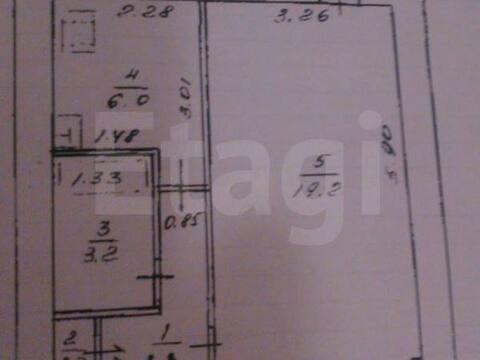 Продажа однокомнатной квартиры на улице Шафиева, 28 в Уфе, Купить квартиру в Уфе по недорогой цене, ID объекта - 320177665 - Фото 1