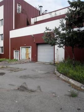 Сдам производственное помещение 1300 кв.м, м. Площадь А. Невского i - Фото 1