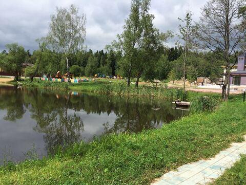 Кп Лесной Пейзаж. Второй от леса земельный участок, напротив озера - Фото 2