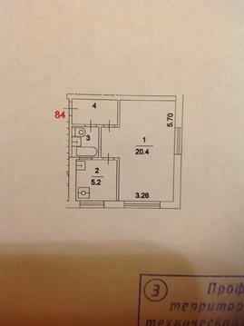 1-я квартира 32 кв м . Большая Юшуньская, д 4 - Фото 2