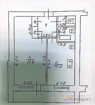 Продаю 1-комнатная квартира в Центре города