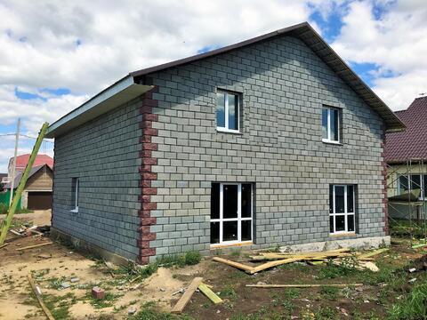 Дом 100 м2 на участке 3,2 сот. пос. Западный-2 - Фото 1