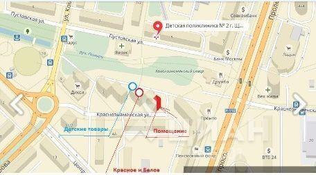 Продажа торгового помещения, Щелково, Щелковский район, Ул. . - Фото 2