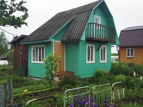 Продается дача из брусса с огородом, рядом река Волга - Фото 1