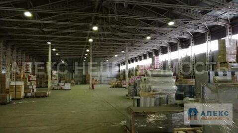 Аренда помещения пл. 7100 м2 под склад, производство, , офис и склад . - Фото 1