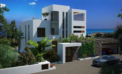 Роскошные новые 3-х и 4-х спальные виллы у моря в пригороде Пафоса - Фото 5