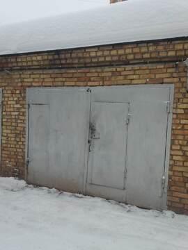 Кирпичный гараж 22 кв м по ул Менделеева - Фото 1