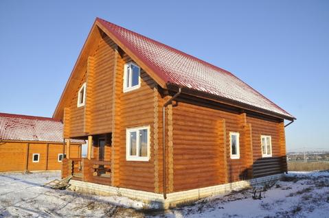 Двухэтажный дом, площадью 133 кв.м. - Фото 1