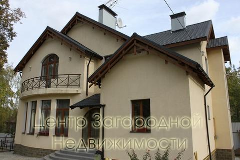 Дом, Рублево-Успенское ш, 1 км от МКАД, Немчиновка пос, Поселок. . - Фото 2