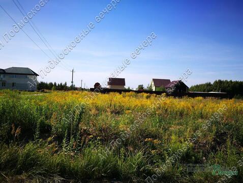 Горьковское ш. 58 км от МКАД, Кузнецы, Участок 6.5 сот. - Фото 1