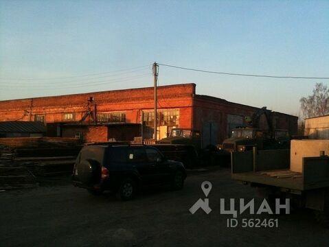 Продажа производственного помещения, Клинцы, Ул. Скачковская - Фото 1