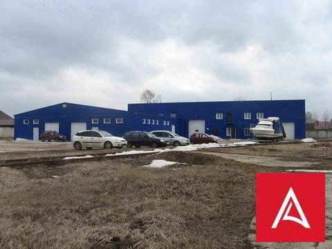 Производственно-складской комплекс п. Запрудня, Московская область - Фото 1