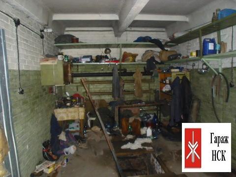 Продам капитальный гараж ГСК Радуга № 190. Верхняя зона Академгородка, - Фото 1