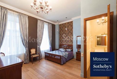 Квартира в классическом стиле на Остоженке - Фото 4
