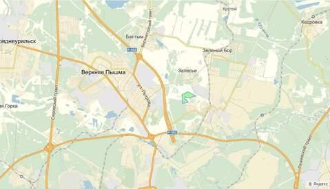 Земельные участки, Демидовский, Залесье поселок, д.34 - Фото 1