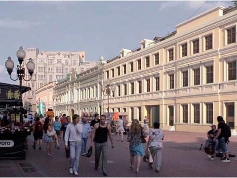 Продажа псн, м. Смоленская, Ул. Арбат - Фото 2