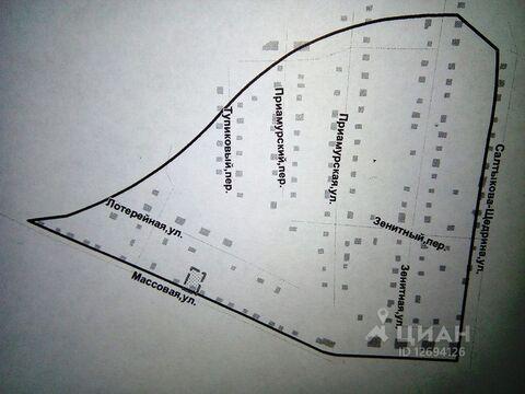 Продажа участка, Хабаровск, Ул. Массовая - Фото 2