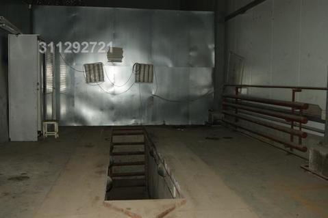 Под произ-во/склад, отаплив, выс. потолка: 8 м, возм. офис. площ. /от - Фото 4