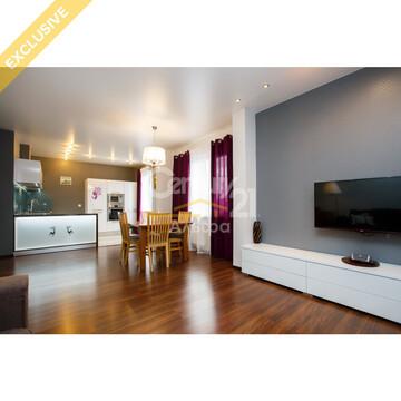 6 390 000 Руб., Продается просторная трехкомнатная квартира по наб. Варкауса, д. 21, Купить квартиру в Петрозаводске по недорогой цене, ID объекта - 321826725 - Фото 1