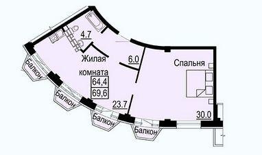 Продажа квартиры, Екатеринбург, Ул. Крестинского - Фото 1
