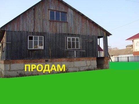Земля 15 сот с фундаментом под крышей - Фото 1