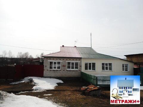 Часть благоустроенного дома в Камышловском р-не, д. Шипицина - Фото 4