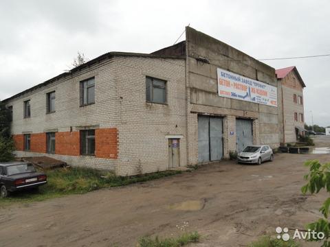 Производственное здание 1470 м2 с участком 1.5437 - Фото 2