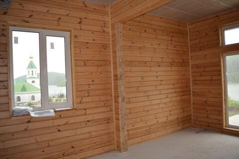 Продается просторный дом для жизни и отдыха с видом на озеро Абрау. - Фото 3