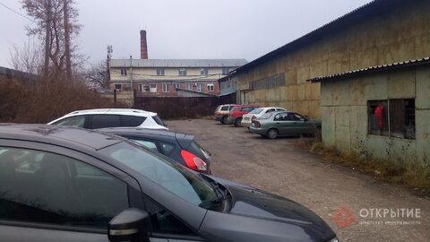 Холодный склад на Алексинском шоссе (550кв.м, кран-балка) - Фото 4