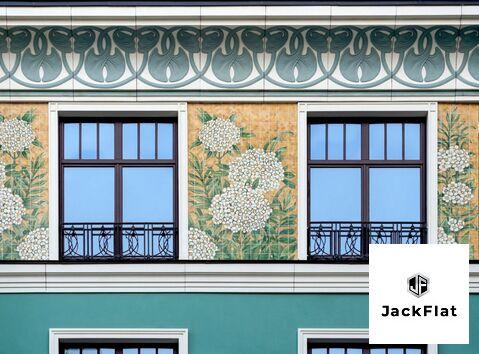 """ЖК """"Театральный Дом"""" - апартамент, 111,5 кв.м, 4/6, 2 спальни - Фото 1"""