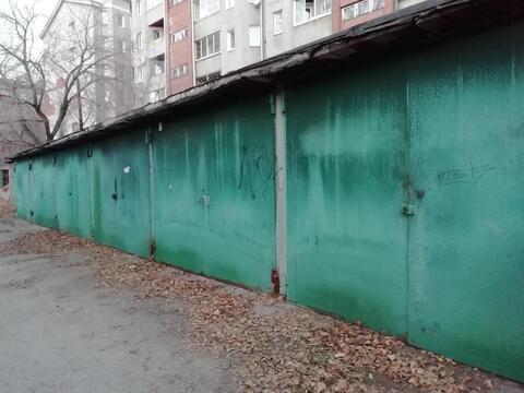 Продается гараж. , Иркутск город, Профсоюзная улица 6б - Фото 1