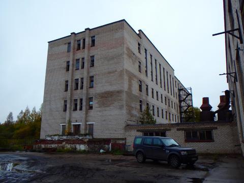 Продается производственный комплекс в Тверской области - Фото 1