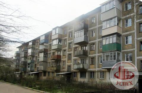2-комнатная квартира на улице Химиков, 45