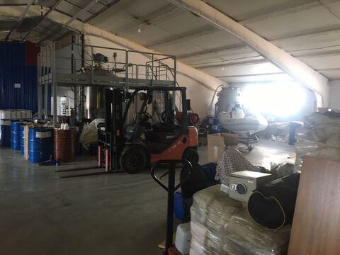 Производственное помещение 580 кв.м,700 квт. - Фото 2