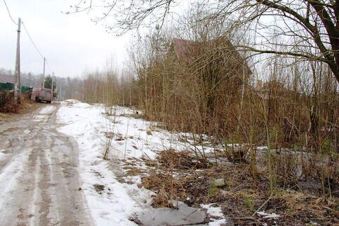 Шикарный участок У леса всего В 9 км от МКАД - Фото 5