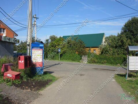 Киевское ш. 10 км от МКАД, Зименки, Участок 8.5 сот. - Фото 4