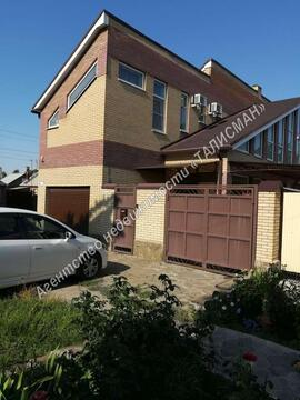 Продам дом 2-х этажный, кирпичный в районе Дзержинского - Фото 1