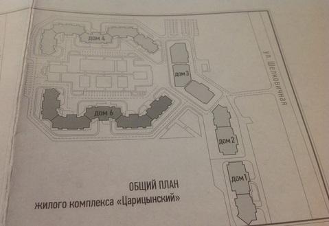 1 комнатная квартира в ЖК Царицынский 6 - Фото 3