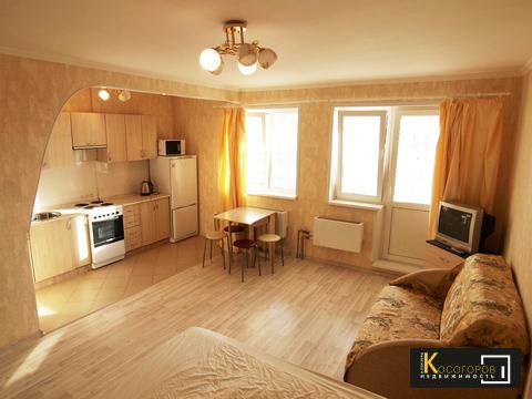 Возьми В аренду 1-комнатную квартиру-студию 3 минуты от фабричной - Фото 1