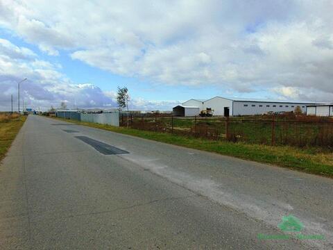 Производственно-складское помещение с земельным участком - 89 км МКАД - Фото 1